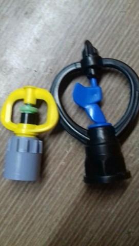 Vòi phun nhựa tự động